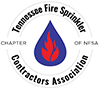 Tennessee Fire Sprinkler Contractors Association Logo